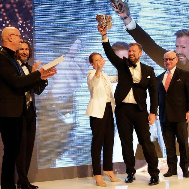 Kreienbaum Juweliere - Award für Juwelier Weber